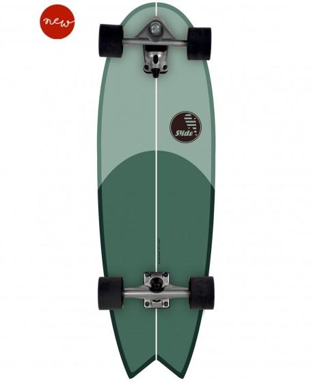 "Surfskate Slide Swallow Saladita 33"" (Completo)"