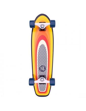 Longboard Z Flex Cruiser Surf A Gogo (completo)