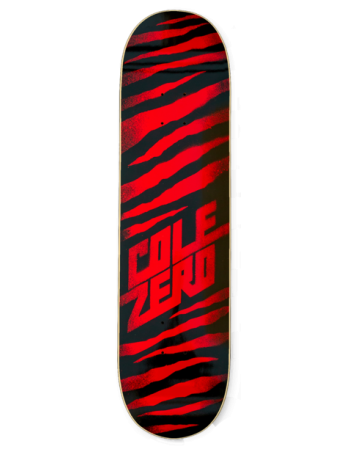 Skate Zero Chris Cole...