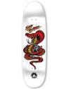 """Skateboard Jake Reuter """"Snake and Rat"""" 9"""" Egg. White Dip (Solo Tabla)"""