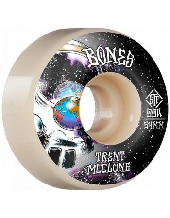 Ruedas Skateboard Bones STF Trent Mccclung Unknown V1 54mm 99a (Set 4)