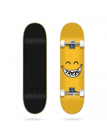 Skateboard Tricks Smiley...