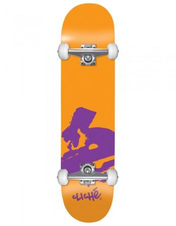 """Skateboard Cliché Europe 7,875"""" (Completo)"""