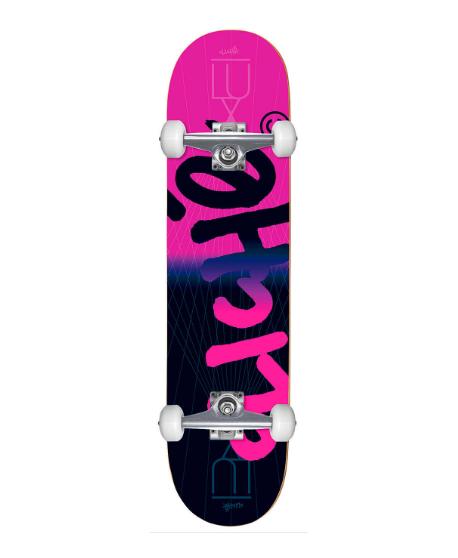 "Skateboard Cliché Lux Handwritten 8,125"" (Completo)"