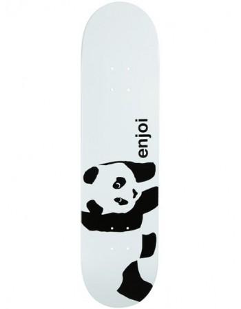 "Skateboard Enjoi White Panda Logo 8,5"" (Solo Tabla)"