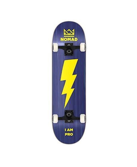 """Skateboard Nomad Thunder Blue 7,75"""" (Completo)"""