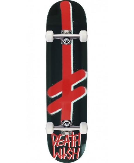 "Skateboard Deathwish Gang Logo 8"" (Completo)"