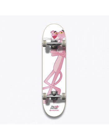 """Skateboard Hydroponic Pink Panther Collaboration STAND 8"""" (Completo)"""