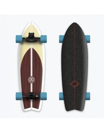 """Surfskate Hydroponic CLASSIC 30,8"""" (Completo)"""