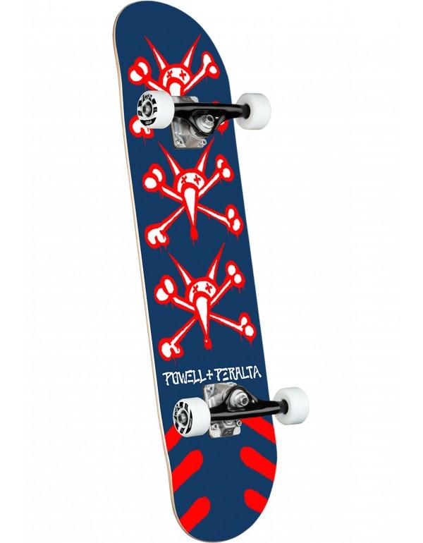 """Skateboard Powell Peralta Vato Rats Navy 8,25"""" (Completo)"""