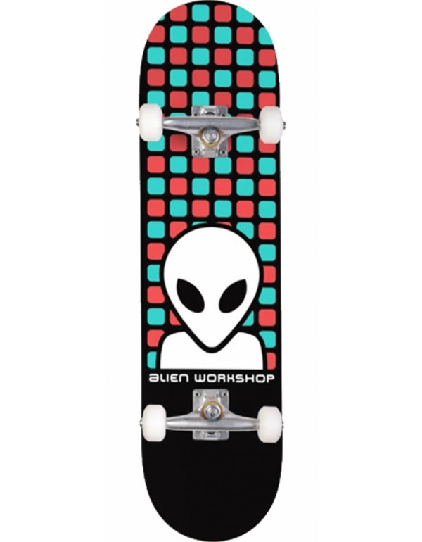 "Skateboard Alien Workshop Matrix Multi 8"" (Completo)"