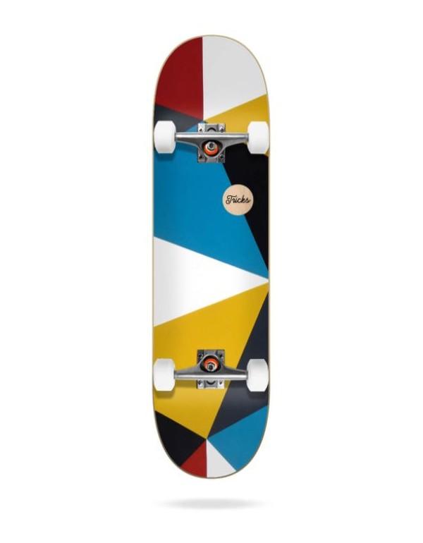 """Skateboard Tricks Geo 8"""" (Completo)"""
