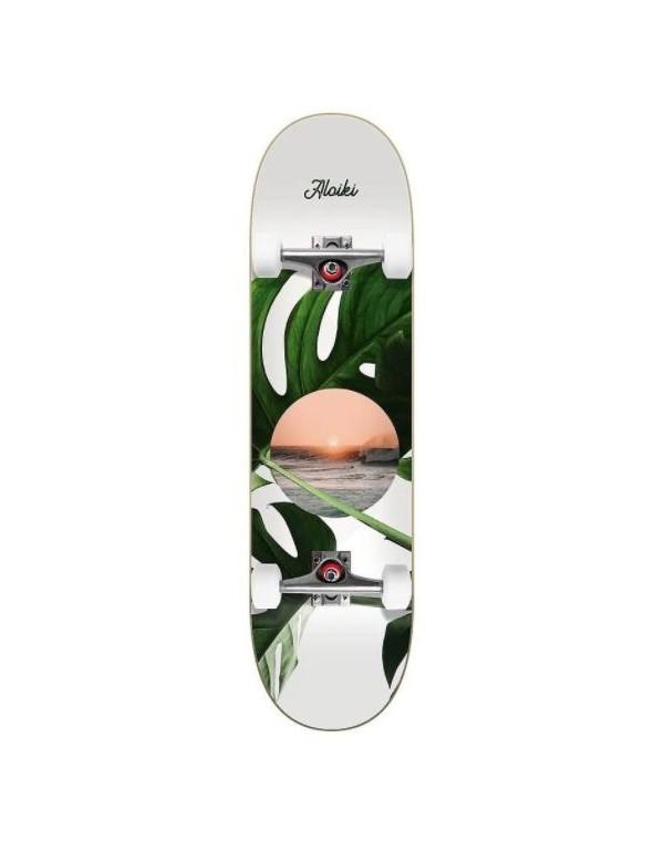 "Skateboard Aloiki Coast 7,6"" (Completo)"