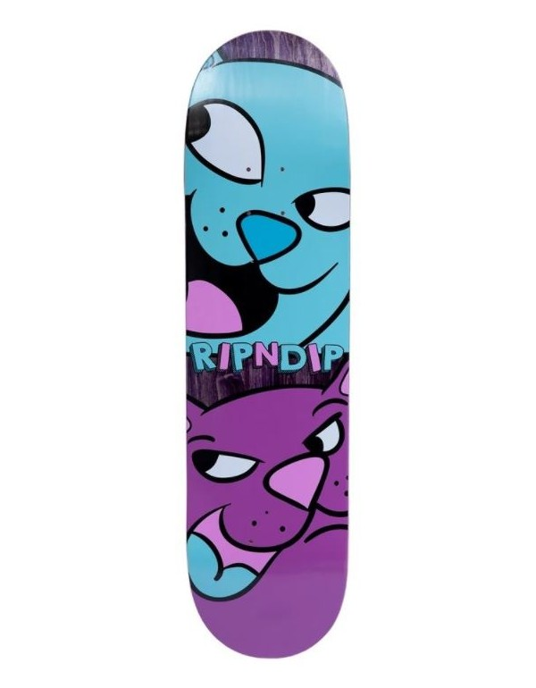 "Skateboard Rip N Dip Pop Nerm 8,25"" (Solo tabla)"