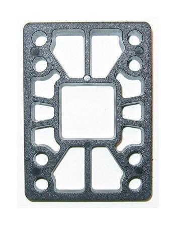 "Khiro Flat riser 5/16"" (8mm) Hard (pack 2)"