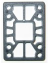 "Khiro Hard Flat riser 1/8"" (3mm) Small  (pack 2)"