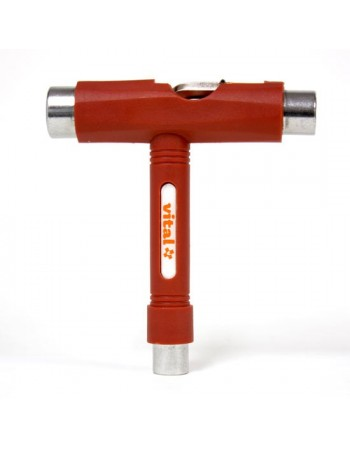 VITAL T-TOOL Red