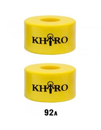 Khiro Double barrel bushing (set 2 gums for 1 axle)