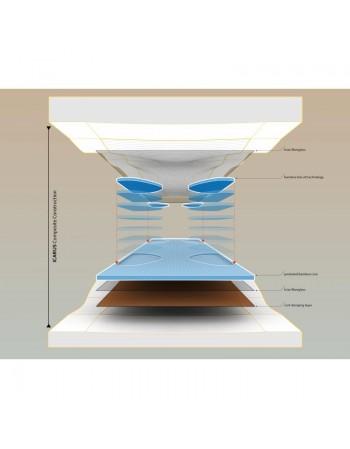 Longboard Loaded Longboard Dervish Sama Circles FLEX 3 (solo tabla)