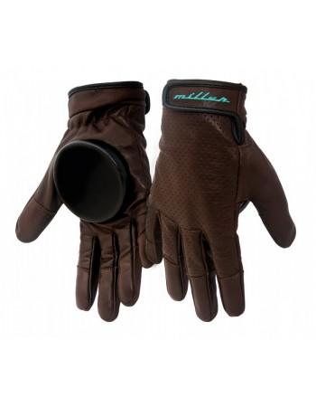 Guantes Miller Freeride Advantage Marrones