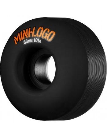 Ruedas Skateboard Mini Logo C-cut 53mm 101A (set 4)