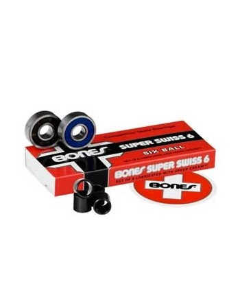 Bearings Bones Super Swiss...