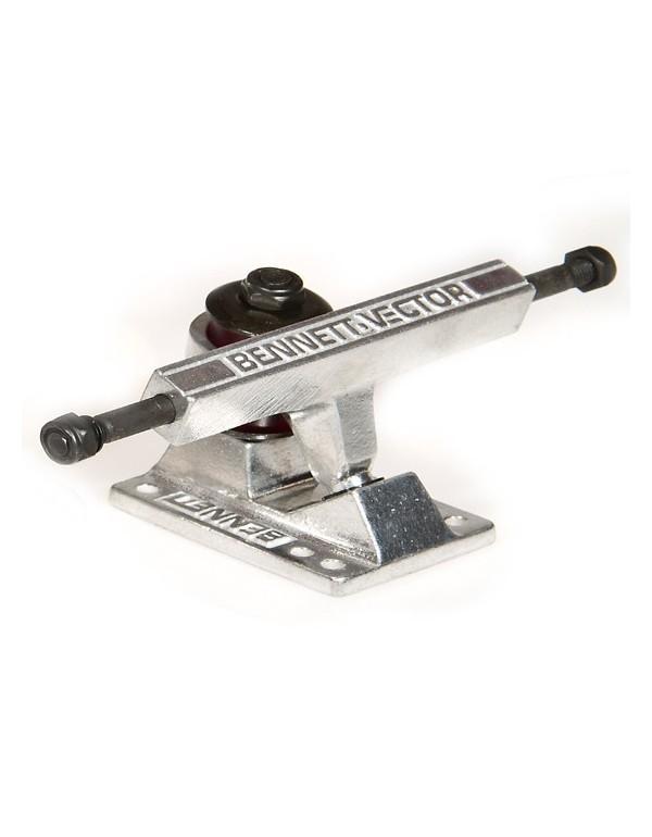 Ejes Skatebard Bennet Truck 6,0 Silver (Unidad)