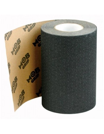 """Lija Mob Grip Perforated Rolls 9"""" (22,86 cm) Black"""
