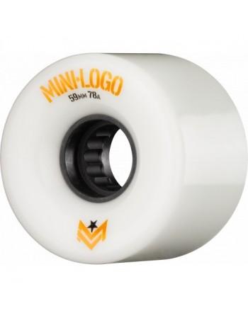 Ruedas Skateboard Mini Logo A-cut 58mm 90a (set 4)