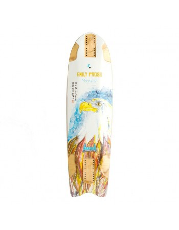 Longboard Kebbek Emily Pross Mountain (solo tabla)