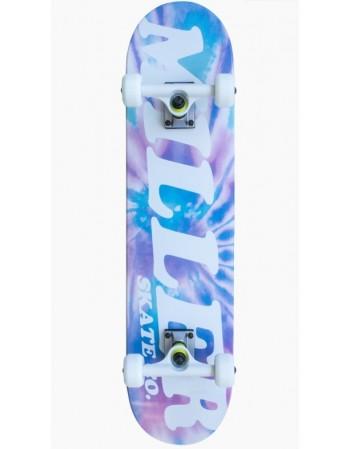 """Skateboard Miller Tie Die 8"""" (Completo)"""