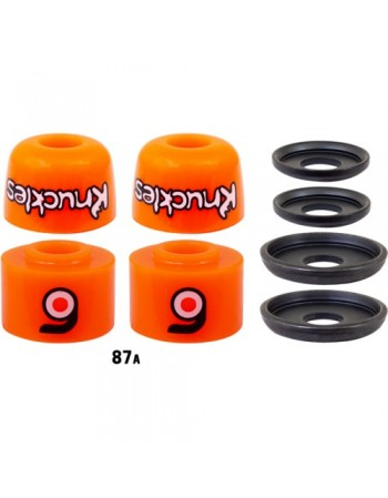Orangatang Knuckles 80a Naranjas