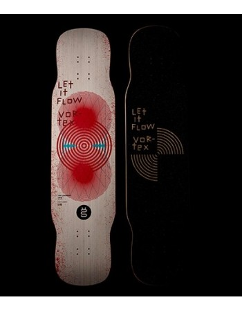 Longboard Vortex (sólo tabla)
