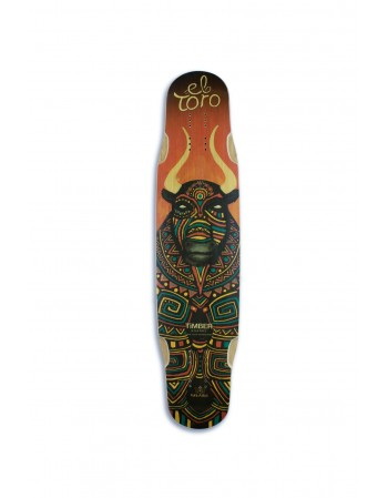 Longboard Timber El Toro (solo tabla)