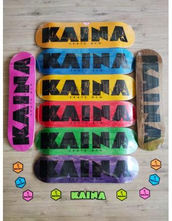 "Skateboard Kaina Skate Bcn 8"" (solo tabla)"