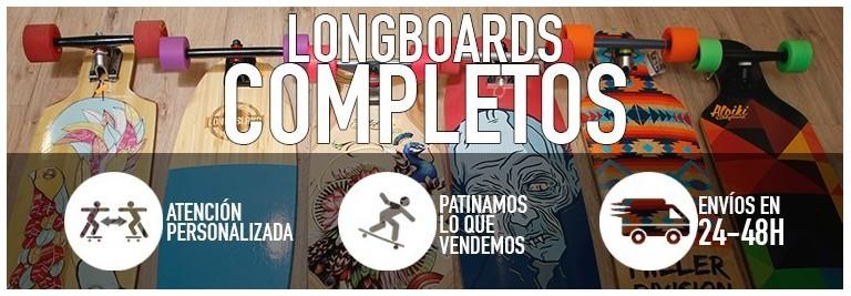 Longboards completos