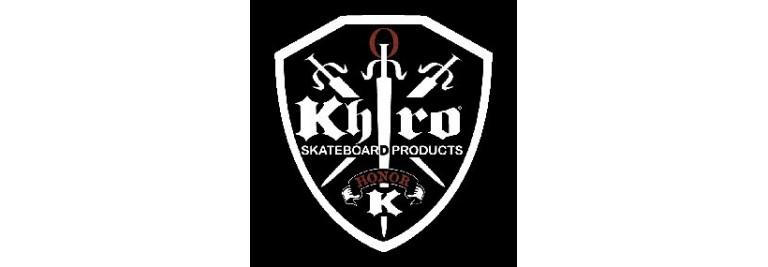 KHIRO | EJES | Kaina Skateshop