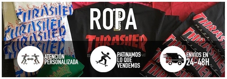 Comprar ROPA Online | Kaina Skateshop