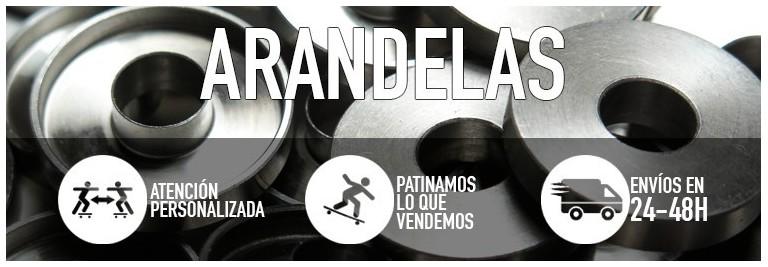 Arandelas | Kaina Skateshop