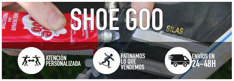 Shoe Goo para Longboard y Skate