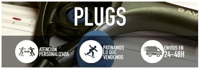 Plugs para Longboard y Skate