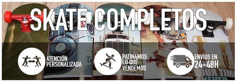Skateboards completos. Compra en nuestra tienda online - KAINA