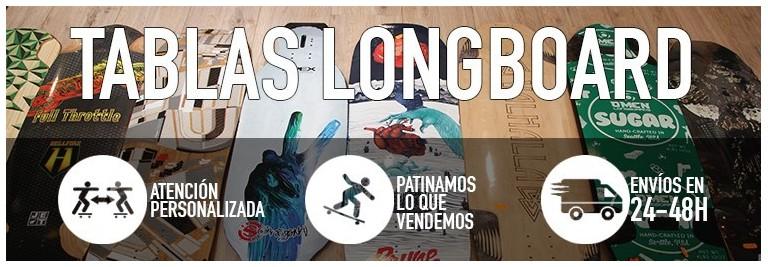 Tablas de longboard | Kaina Skateshop