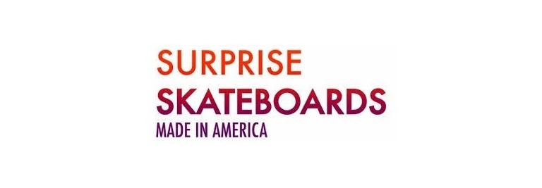 SURPRISE SKATEBOARDS | Marcas de tablas de skate | Kaina Skateshop