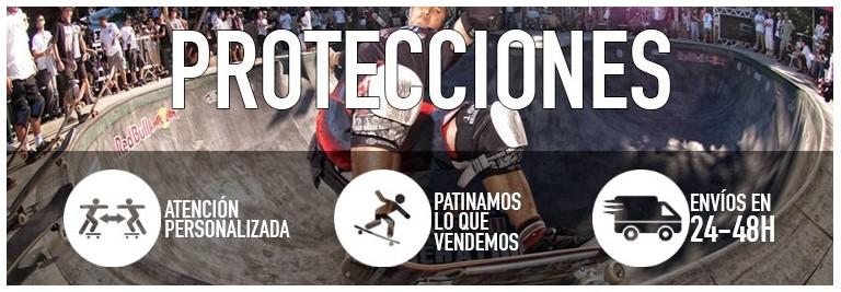 Rebajas en PROTECCIONES | Kaina Skateshop
