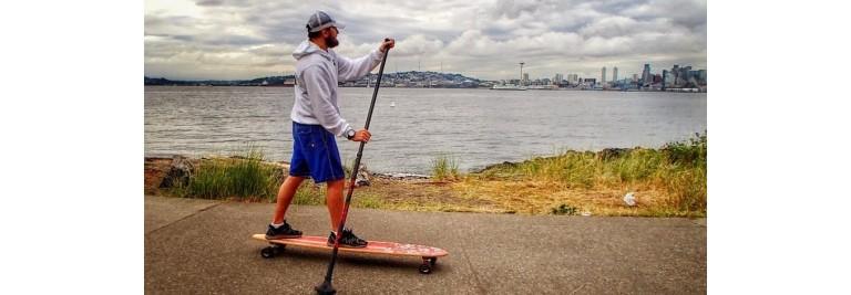 Sticks para Longboard y Surf Skate