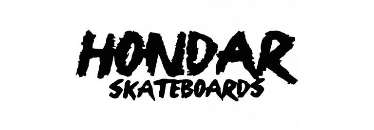 HONDAR SKATEBOARDS   Tornilleria   Kaina Skateshop