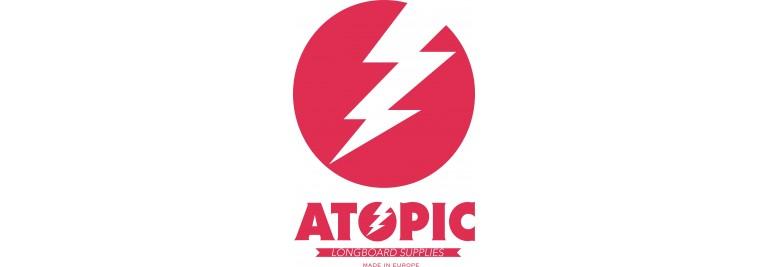 ATOPIC   Pucks Risers   Kaina Skateshop